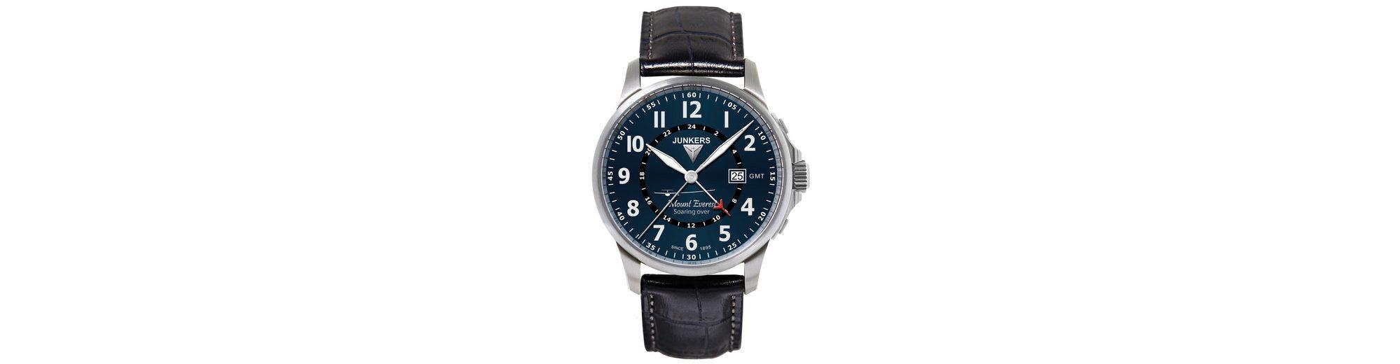 Junkers-Uhren Quarzuhr »Mountain Wave Project, 6844-3«