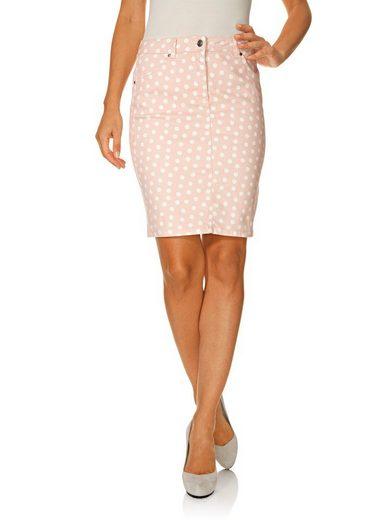 Linea Tesini By Heine Mini Skirt
