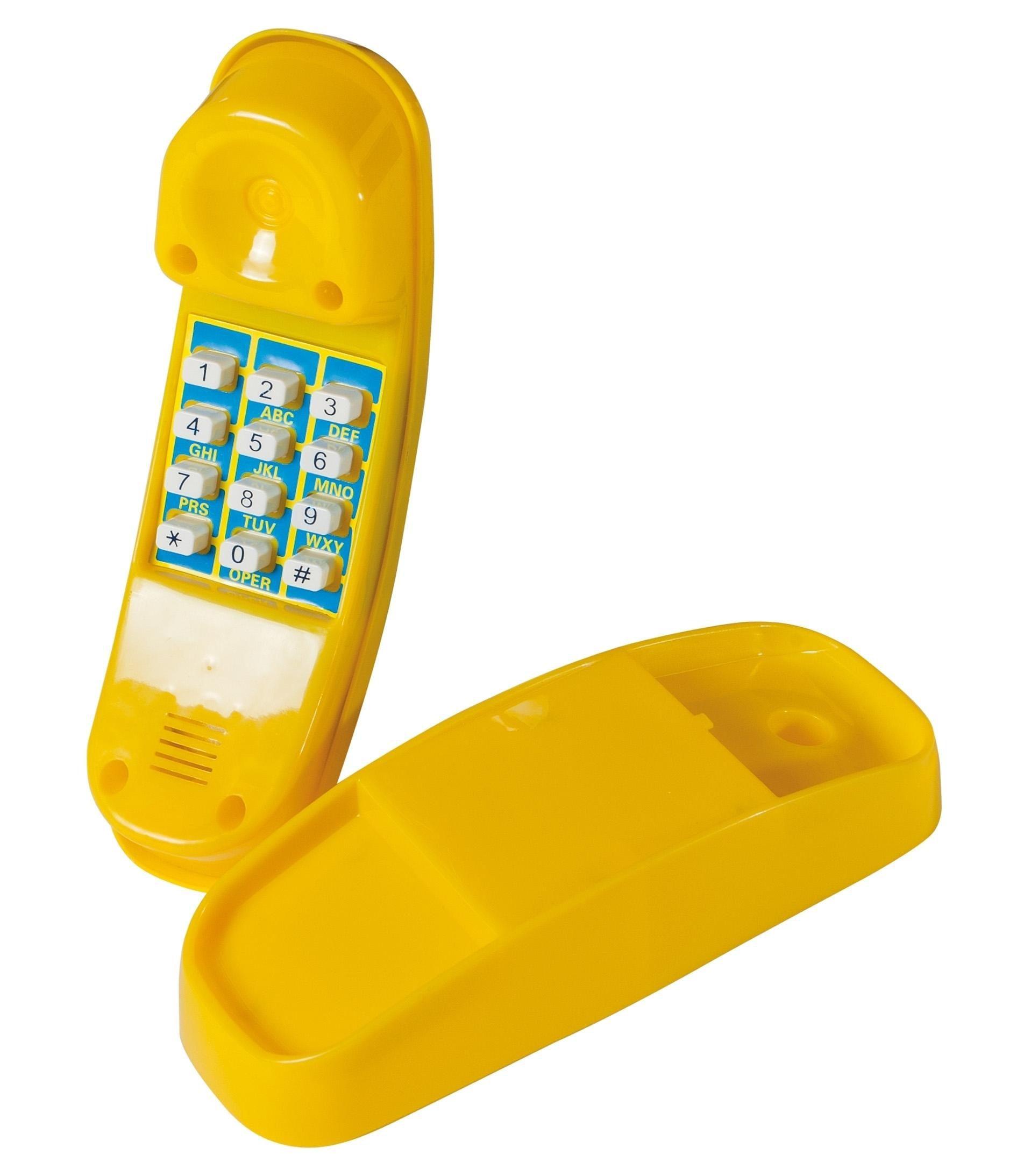 Karibu Spielhaus-Ergänzung: Telefon