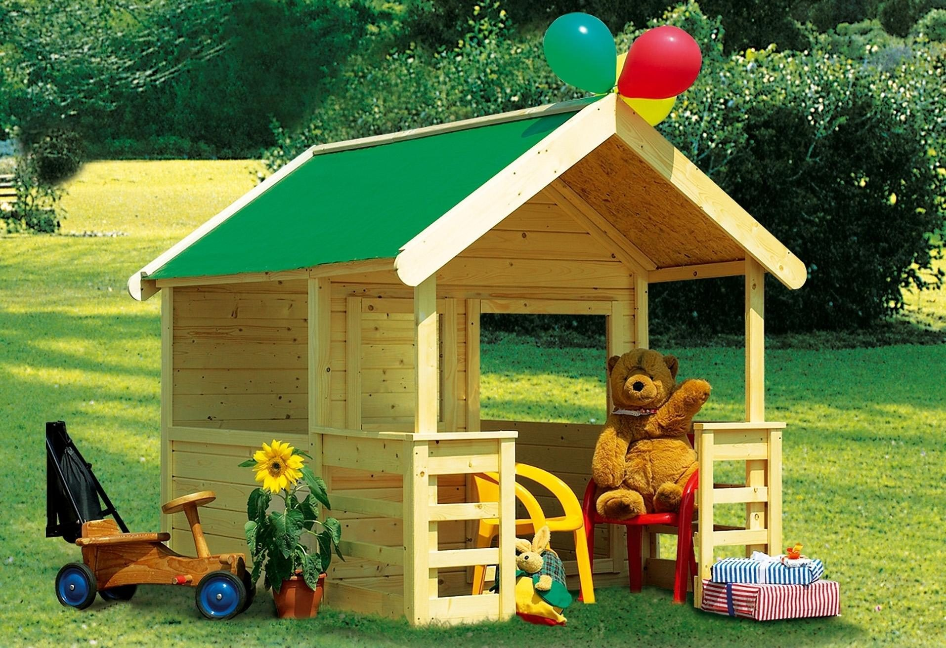 Spielhaus Mit Sommerküche Smoby : Karibu spielhaus hobbit« online kaufen otto