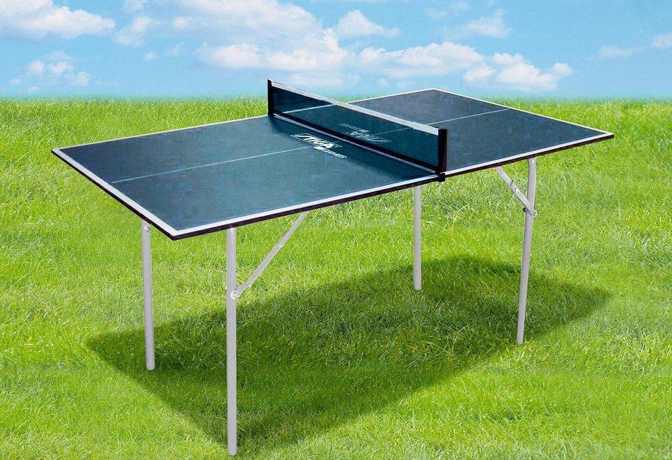 Tischtennisplatte »Midi Table« in schwarz