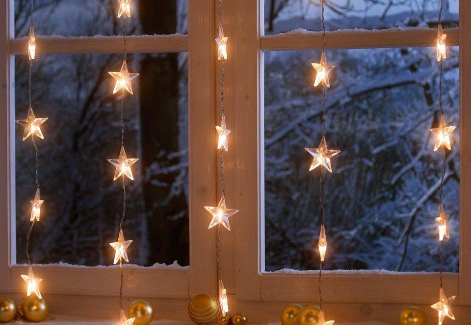 led lichterkette sternenvorhang online kaufen otto. Black Bedroom Furniture Sets. Home Design Ideas