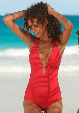 S.OLIVER BEACHWEAR S.Oliver Paplūdimio maudymosi kostiumė...