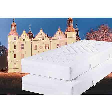 Taschenfederkern-Matratzen bestehen aus einzelnen Federn, wodurch sie sehr punktelastisch sind und sich für alle Schlafpositionen eignen.