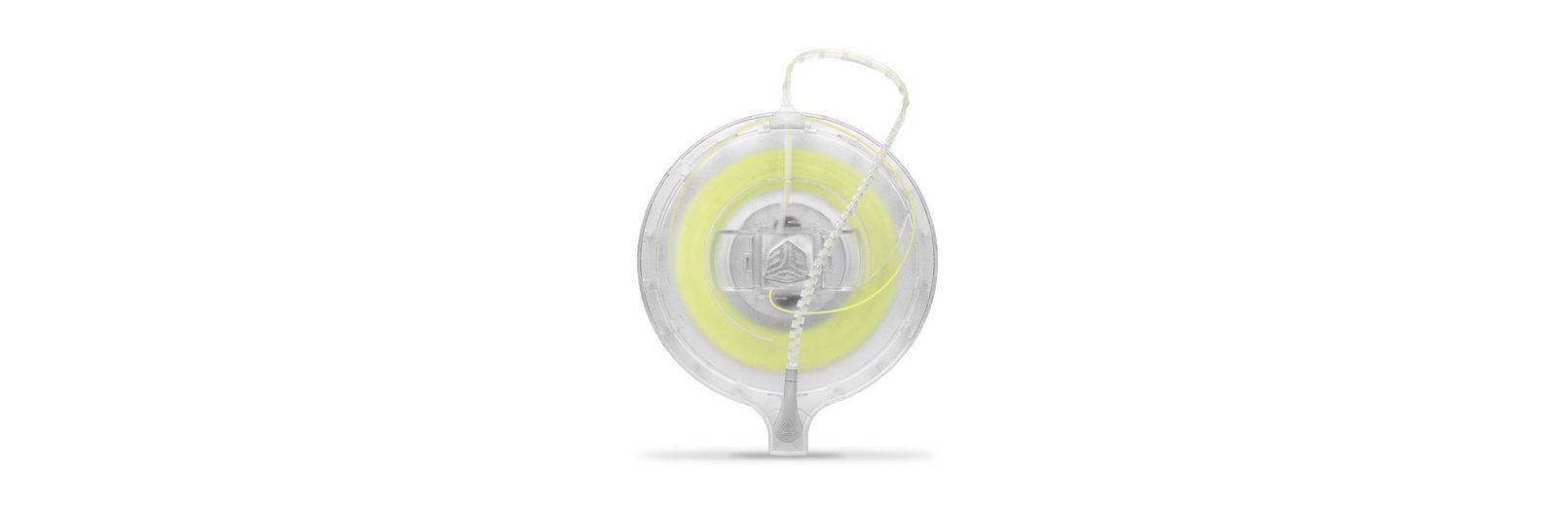 3D Systems Filament für 3D Drucker »ABS für Cube 3, gelb«