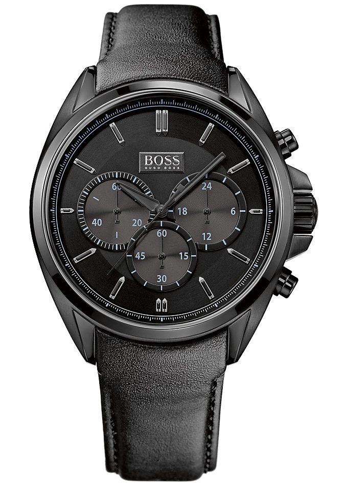 Boss Chronograph »DRIVER CHRONO, 1513061« in schwarz