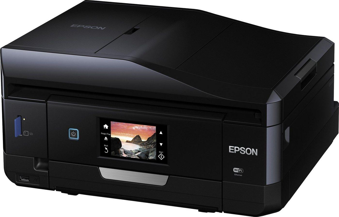 Vorschaubild von Epson Expression Photo XP-860 Multifunktionsdrucker