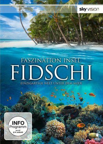 DVD »Faszination Insel: Fidschi«