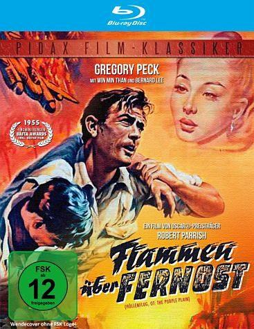 Blu-ray »Flammen über Fernost«