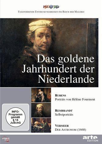 DVD »Das goldene Jahrhundert der Niederlande:...«