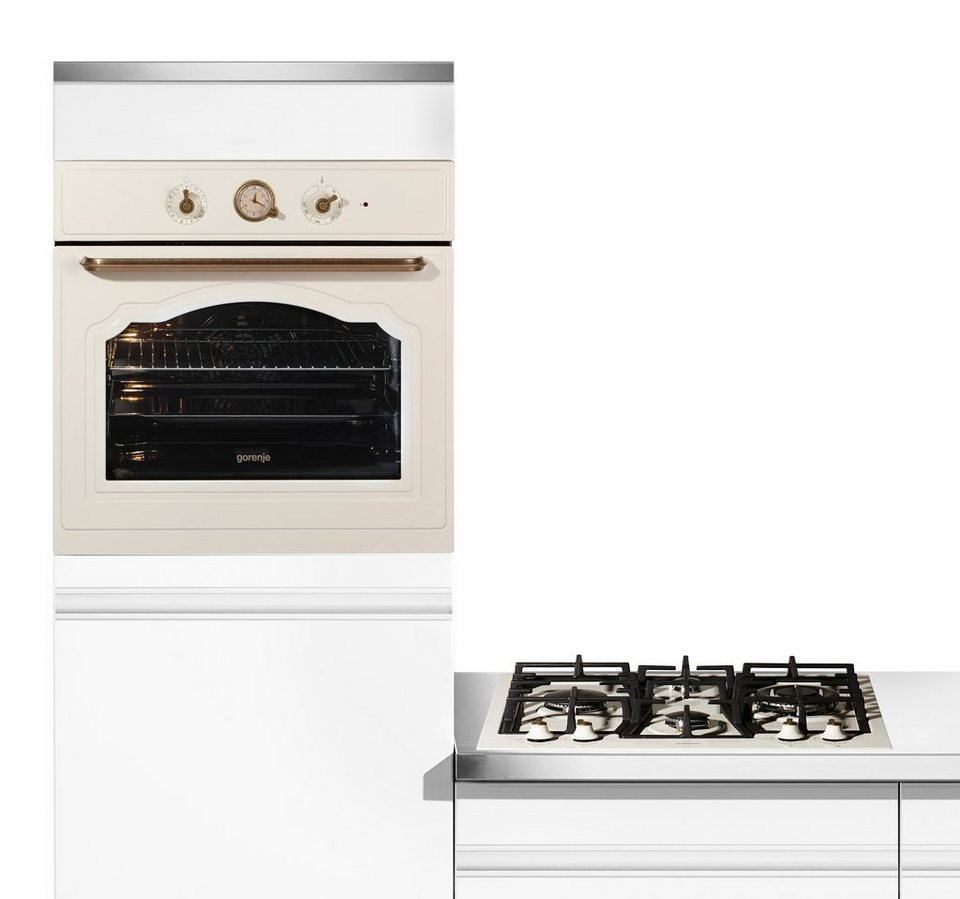 Gorenje Classico BackofenSet Gas BO73CLI + GW65CLI, A  ~ Backofen Set