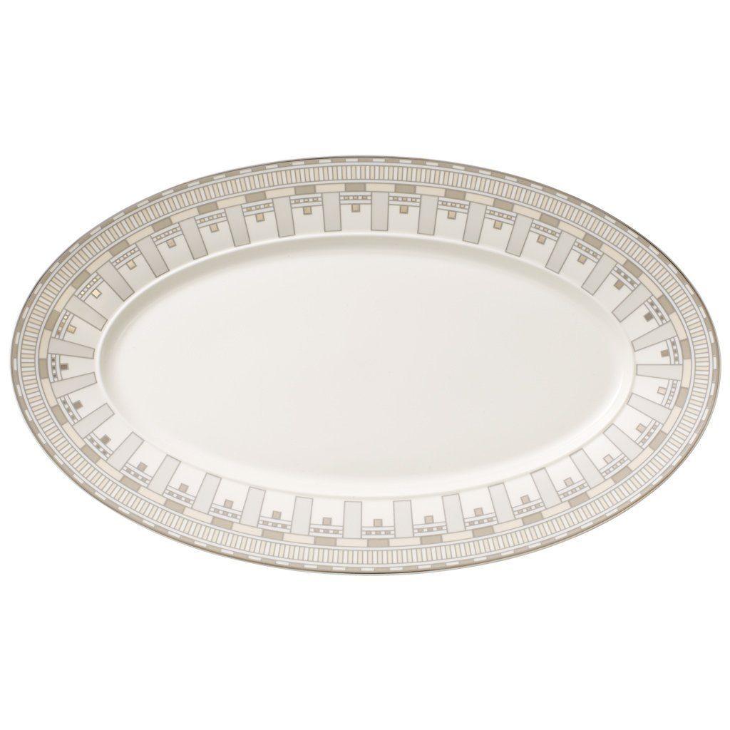 VILLEROY & BOCH Platte oval 43cm »La Classica Contura«