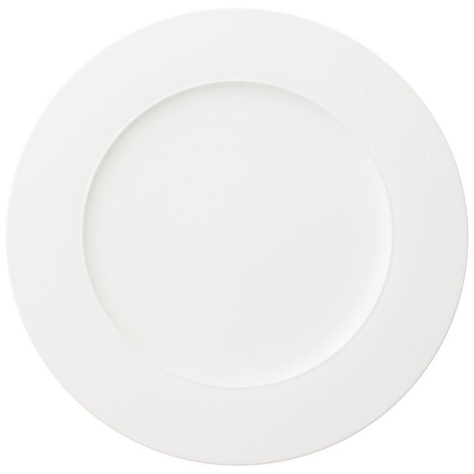 VILLEROY & BOCH Frühstücksteller »La Classica Nuova« in Weiss