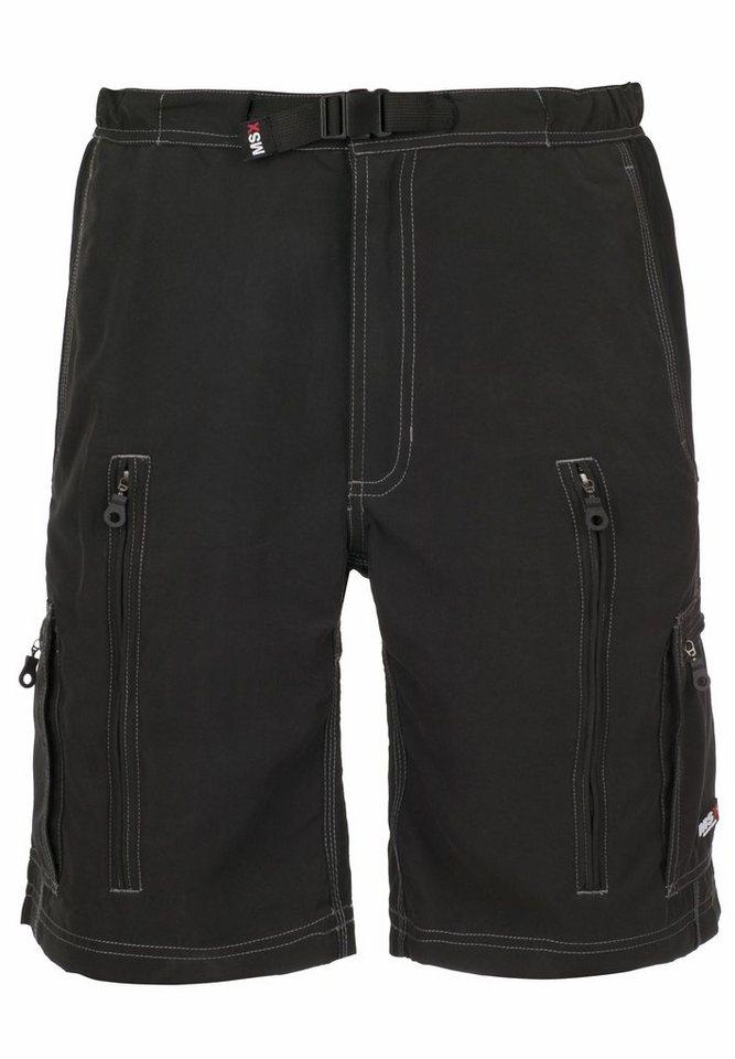 Mainstream MSX Radhose »Back-Country Icon Bike Short Men black« in schwarz