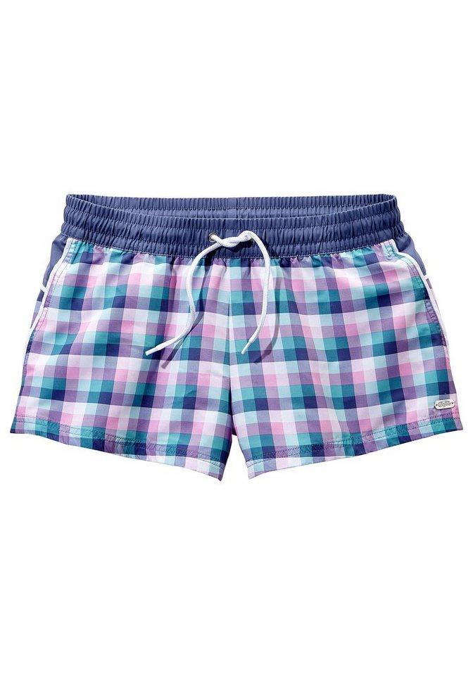 Shorts Buffalo Im Karo Design Online Kaufen Otto