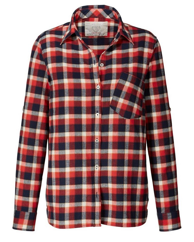 Bogner Fire + Ice Flanellbluse Jeany
