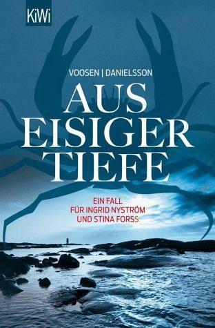 Broschiertes Buch »Aus eisiger Tiefe / Ingrid Nyström & Stina...«