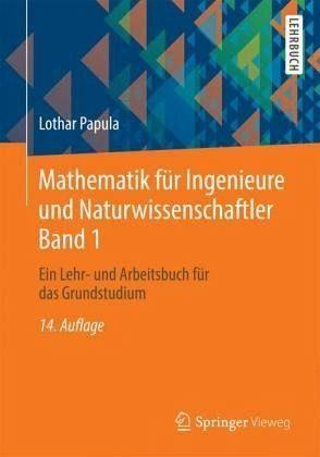 Broschiertes Buch »Mathematik für Ingenieure und...«