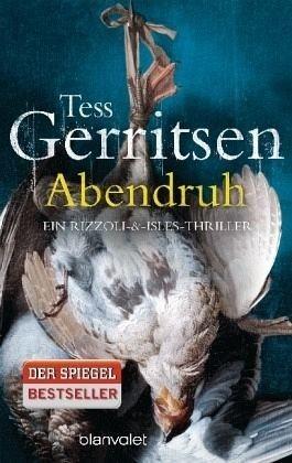 Broschiertes Buch »Abendruh / Jane Rizzoli Bd.10«