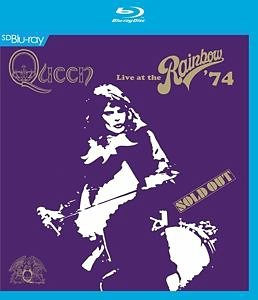 Blu-ray »Queen - Live at the Rainbow«