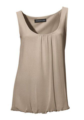 STYLE блузка-топ шифон