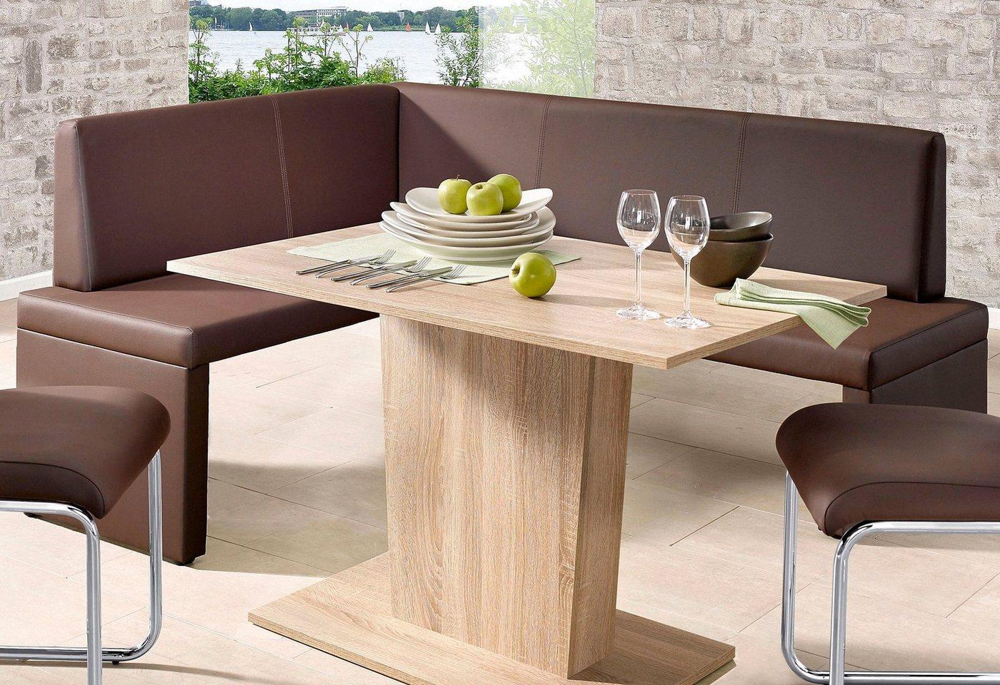 eckbank leder sonstige preisvergleiche erfahrungsberichte und kauf bei nextag. Black Bedroom Furniture Sets. Home Design Ideas