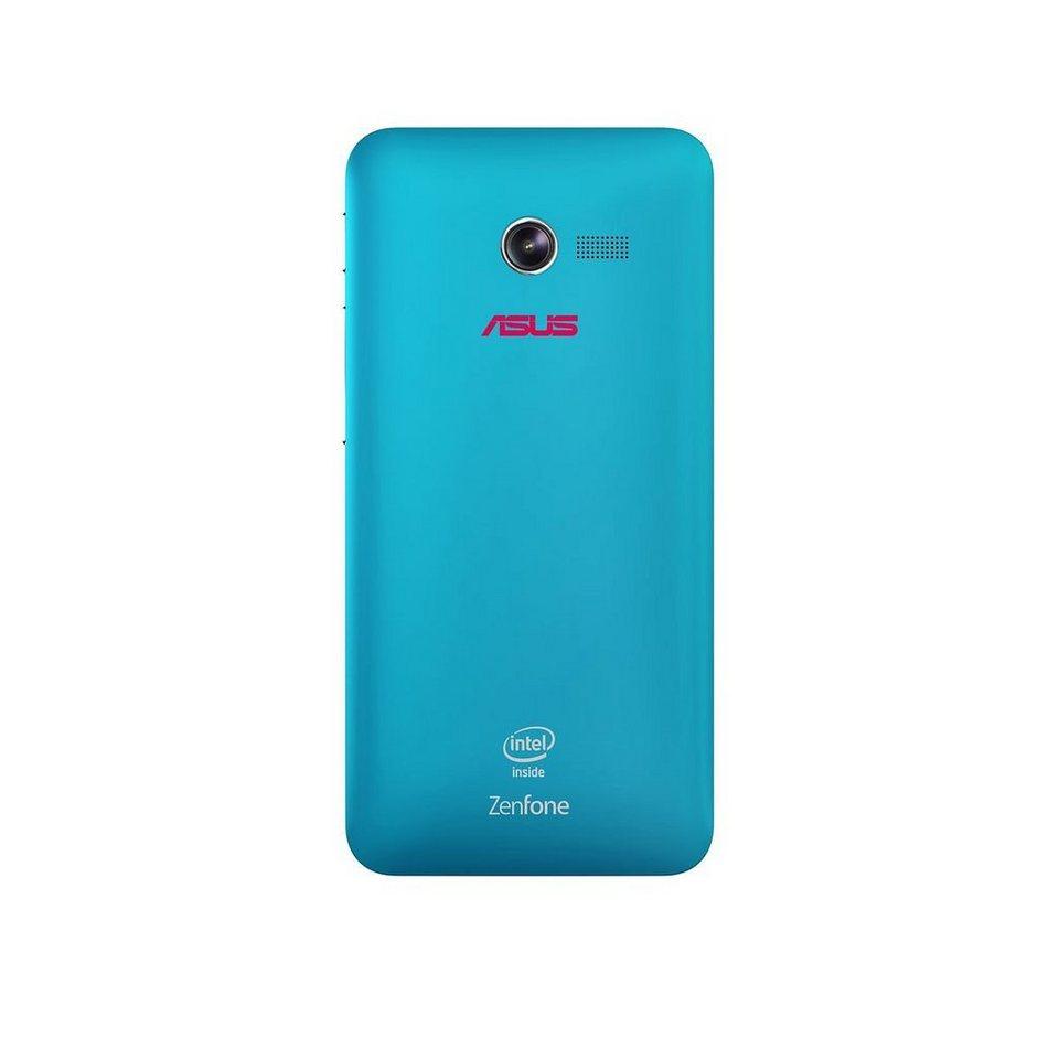 ASUS Smartphone Schutzhülle »Schutz Cover blau für ZenFone 4 (90XB00RA-BSL170)« in blau
