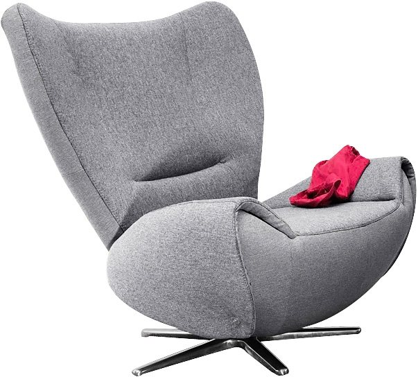 Lounge sessel  TOM TAILOR Loungesessel »TOM«, mit Metall-Drehfuß | OTTO