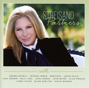 Audio CD »Barbra Streisand: Partners«