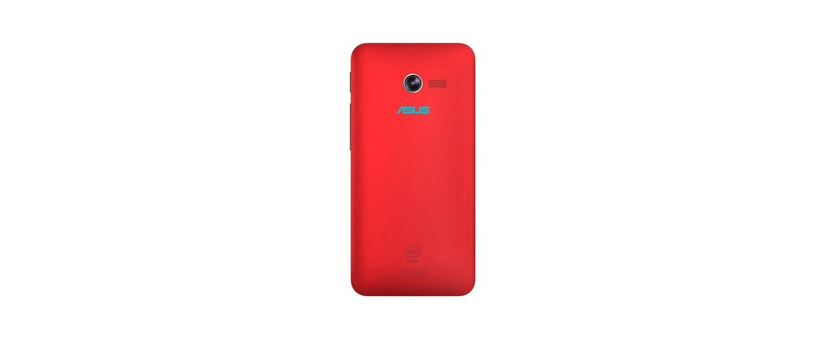 ASUS Smartphone Schutzhülle »Schutz Cover rot für ZenFone 4 (90XB00RA-BSL160)«
