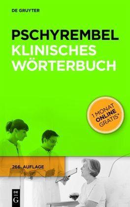 Gebundenes Buch »Pschyrembel Klinisches Wörterbuch (266. A.)«