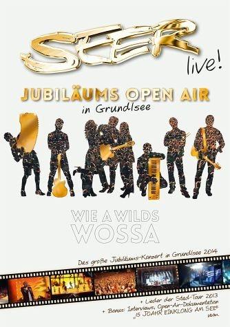 DVD »The Seer - Jubiläums Open Air in Grundlsee«