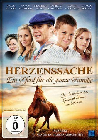 DVD »Herzenssache - Ein Pferd für die ganze Familie«