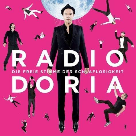 Audio CD »Radio Doria: Die freie Stimme der Schlaflosigkeit«