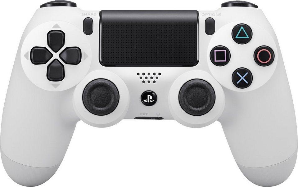 PS4 Dualshock®4 Wireless-Controller Controller in weiß