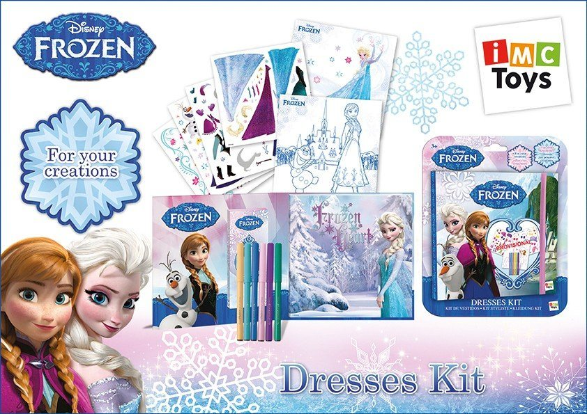 IMC Toys Die Eiskönigin Mode Design Set - Preisvergleich