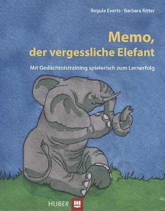 Gebundenes Buch »Memo, der vergessliche Elefant«