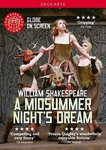 DVD »A Midsummer Night'S Dream«