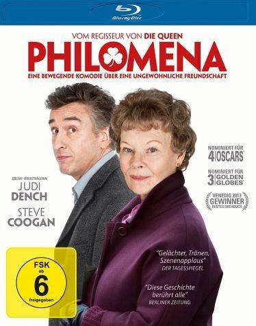 Blu-ray »Philomena«