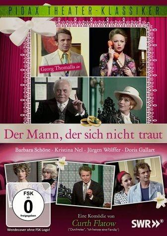 DVD »Der Mann, der sich nicht traut«
