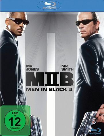 Blu-ray »Men in Black II«