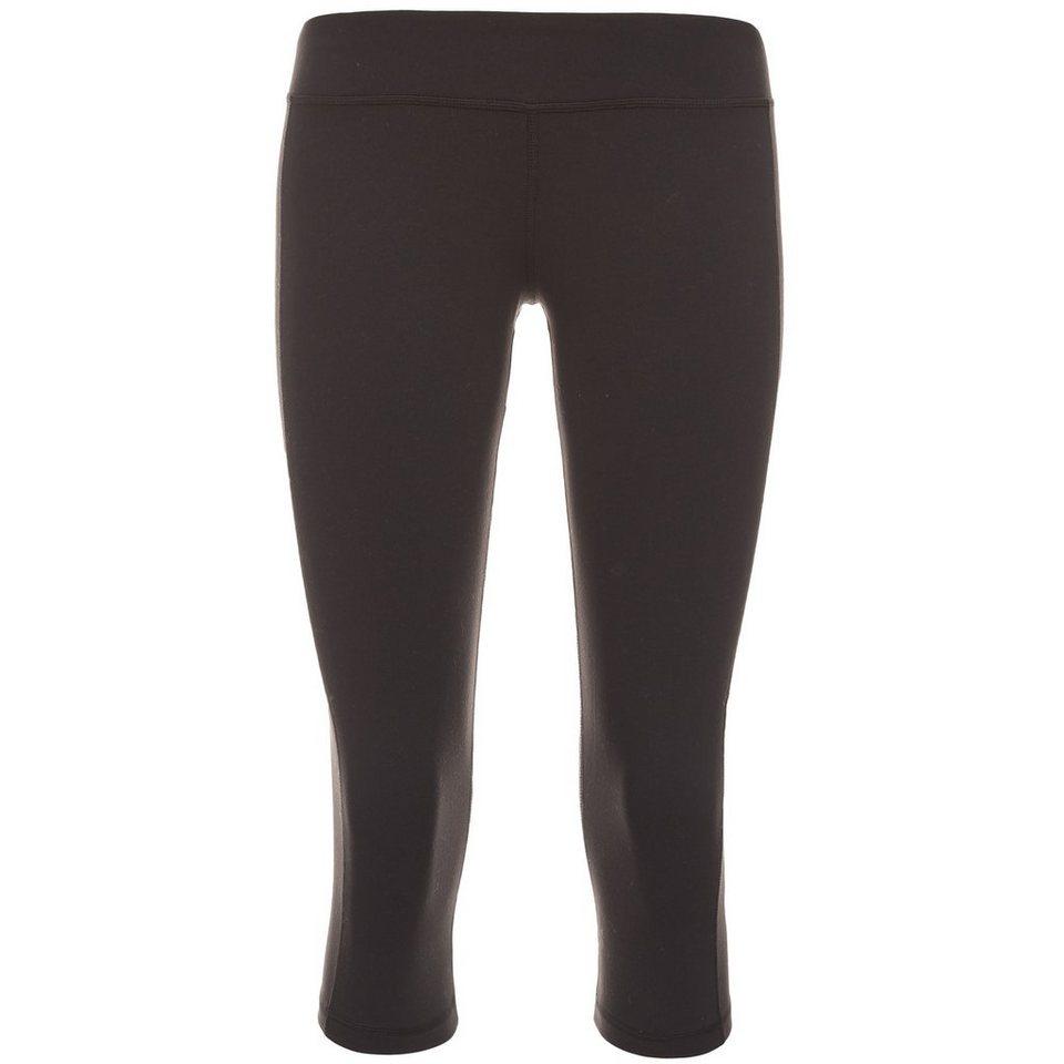 REEBOK CrossFit Chase Capri Trainingstight Damen in schwarz