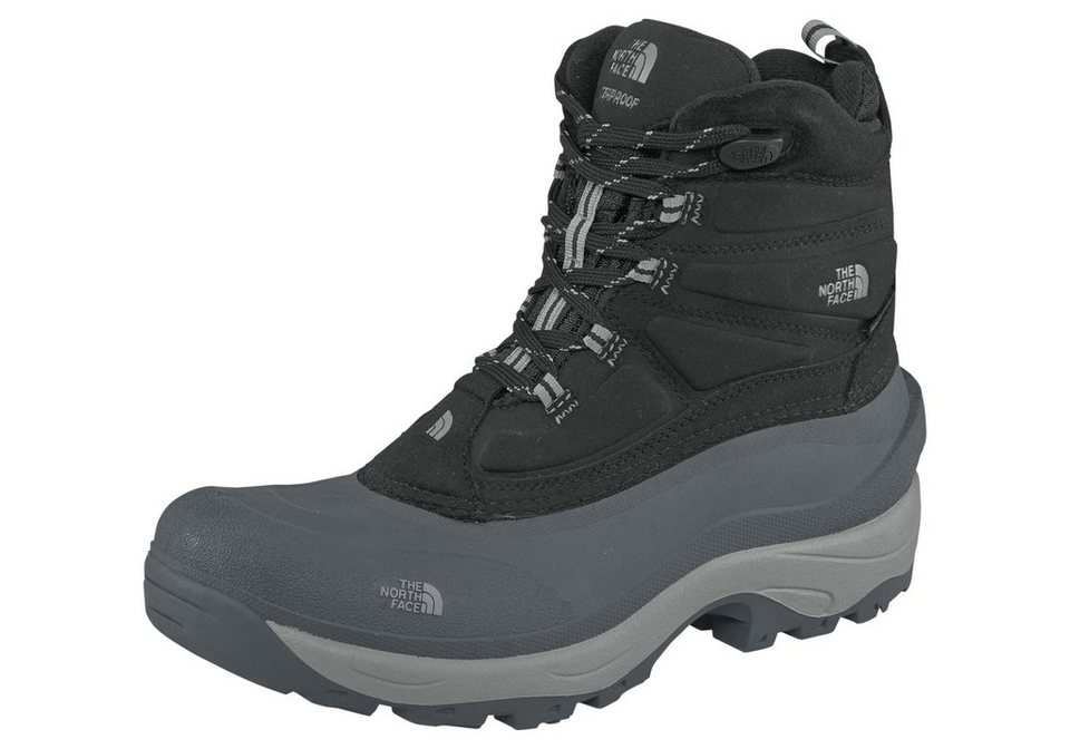 The North Face Speedshell Winterstiefel in Schwarz
