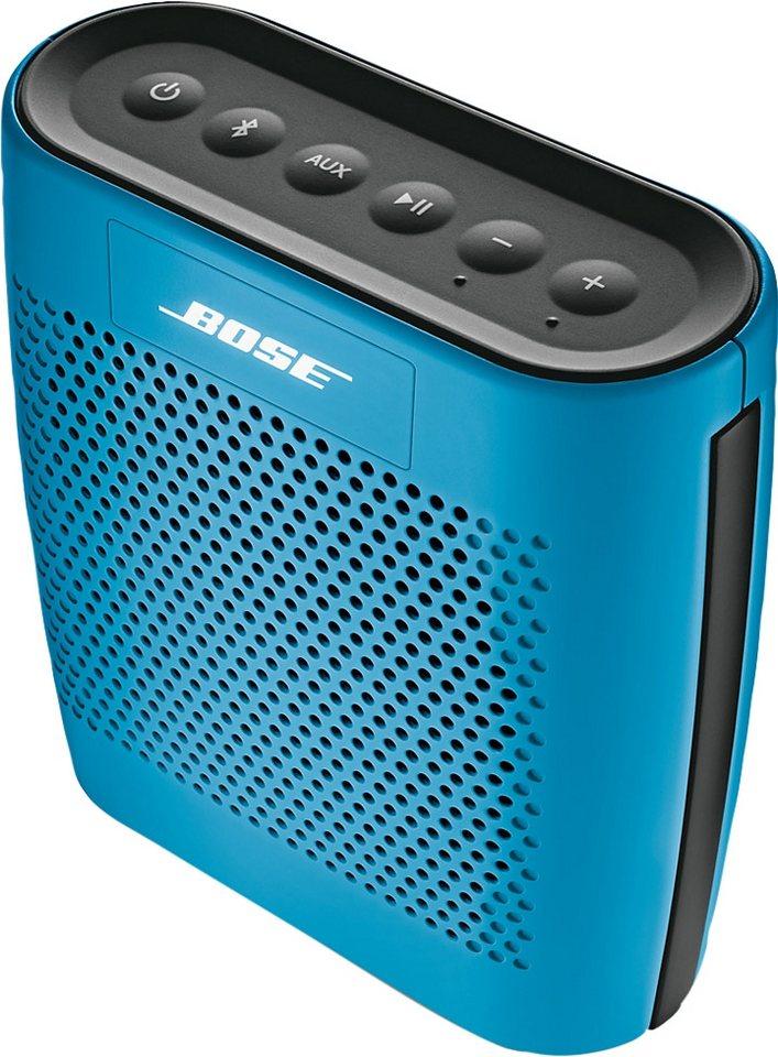 Bose® SoundLink® Colour Bluetooth® Speaker in blau
