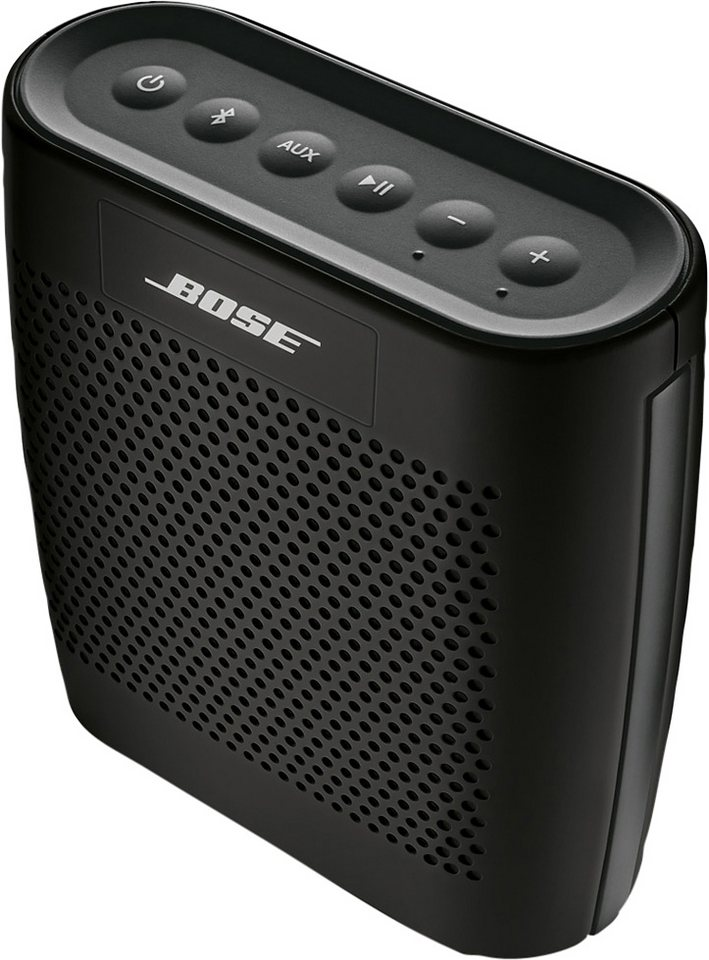 Bose® SoundLink® Colour Bluetooth® Speaker in schwarz