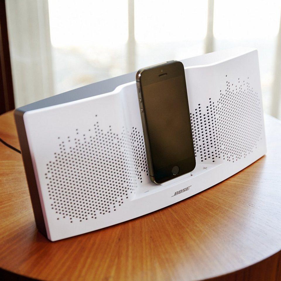 bose sounddock xt speaker mit apple lightning anschluss. Black Bedroom Furniture Sets. Home Design Ideas