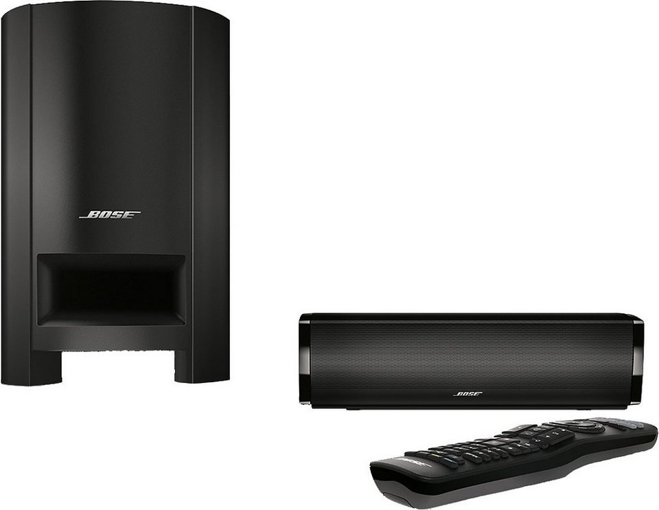 bose cinemate 15 home cinema speaker system otto. Black Bedroom Furniture Sets. Home Design Ideas