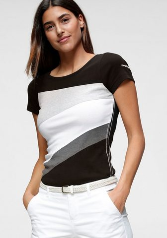 KangaROOS Marškinėliai su Colorblocking-Design