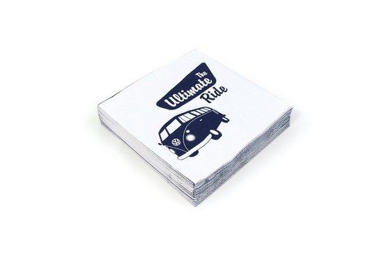VW Collection by BRISA Papierserviette »VW Bulli T1«