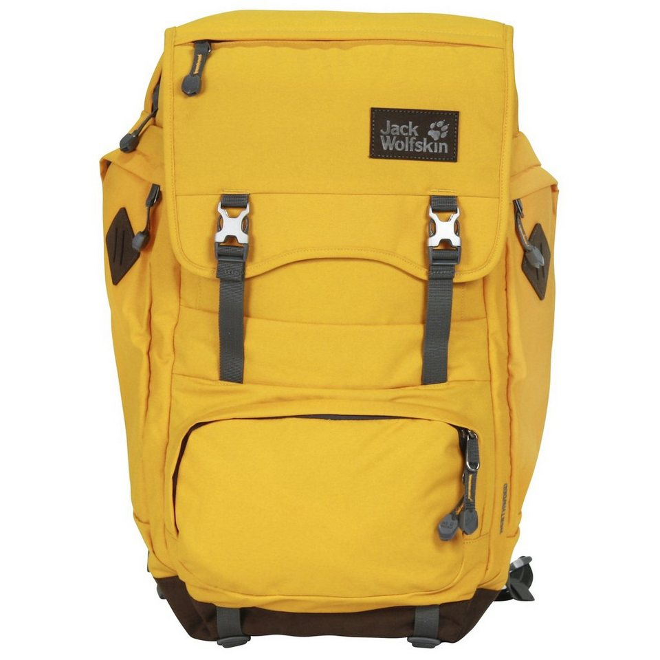 Jack Wolfskin Daypacks & Bags Northwood Rucksack 50 cm in burly yellow